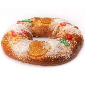 pasteleria madrid artesanal dulces temporada navidad roscon reyes sin relleno