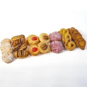 pasteleria madrid artesanal pastas surtido caja