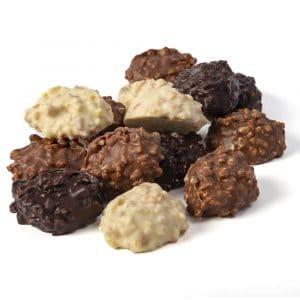 pasteleria madrid bomboneria artesanal bombones rocas chocolate